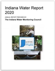 Cover for the Indiana Water Report